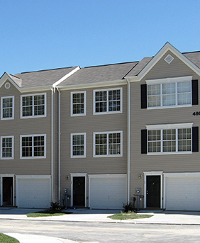 River Bay Townhomes